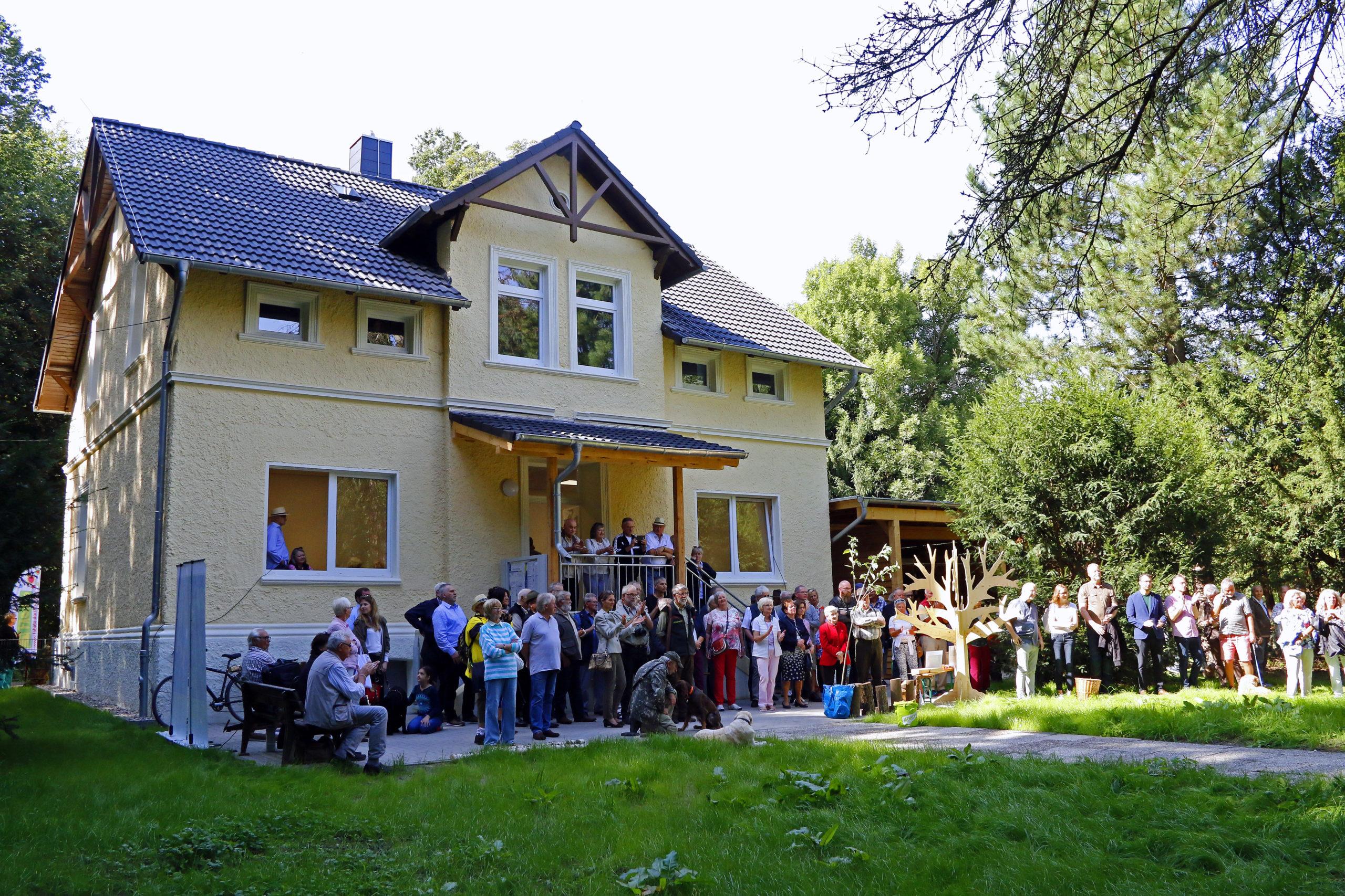 Nutzungskonzept für das Forsthaus im Rahmer Wald